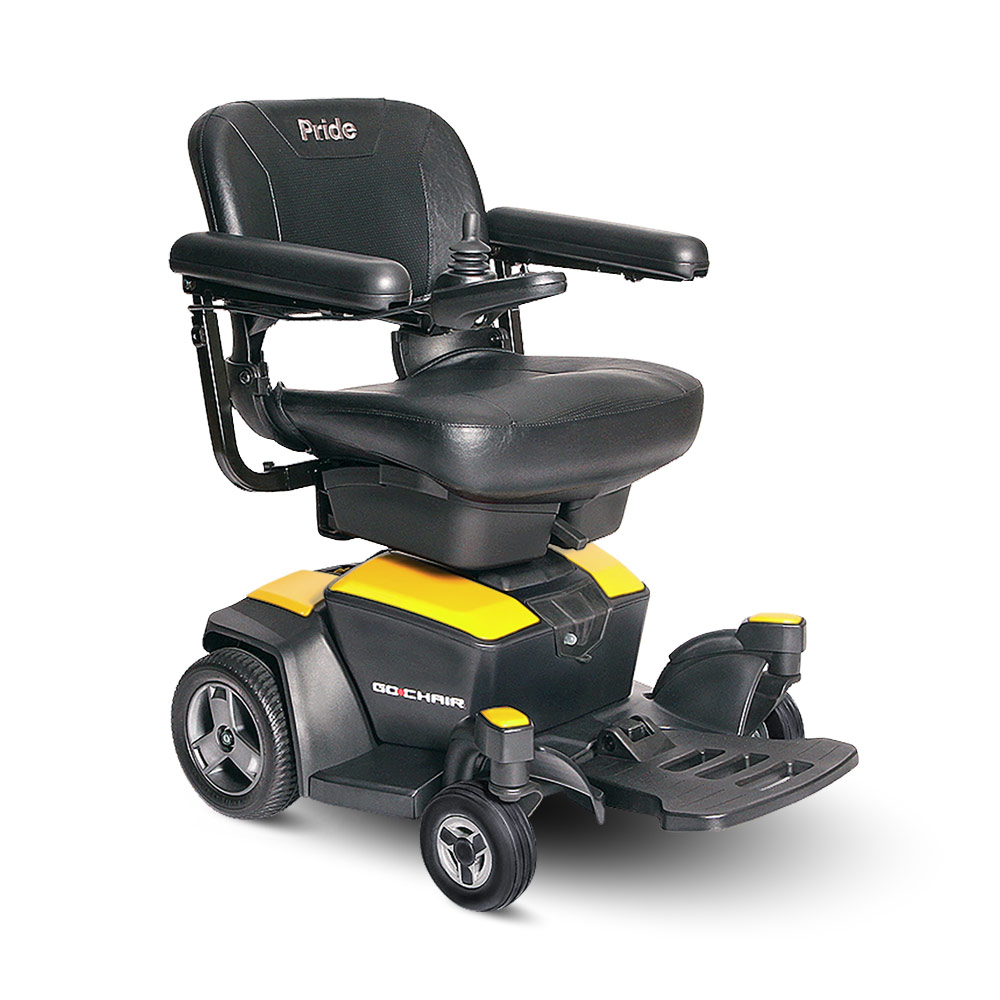 Electric Wheelchair: Go Chair Image