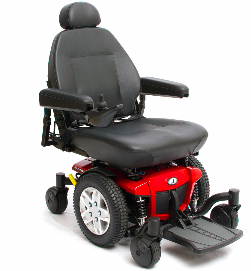 Electric Wheelchairs: Jazzy 600 ES Image