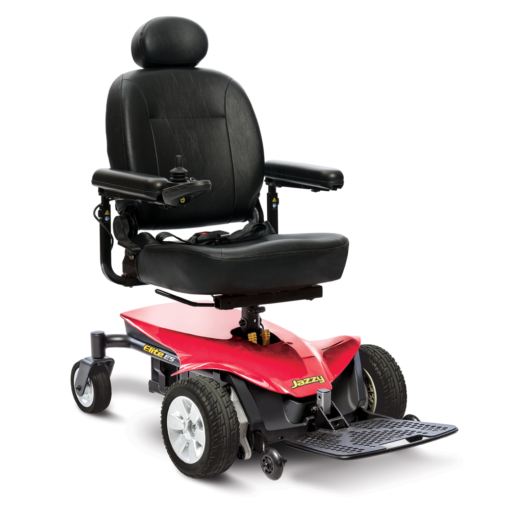 Electric Wheelchair: Jazzy Elite ES Image